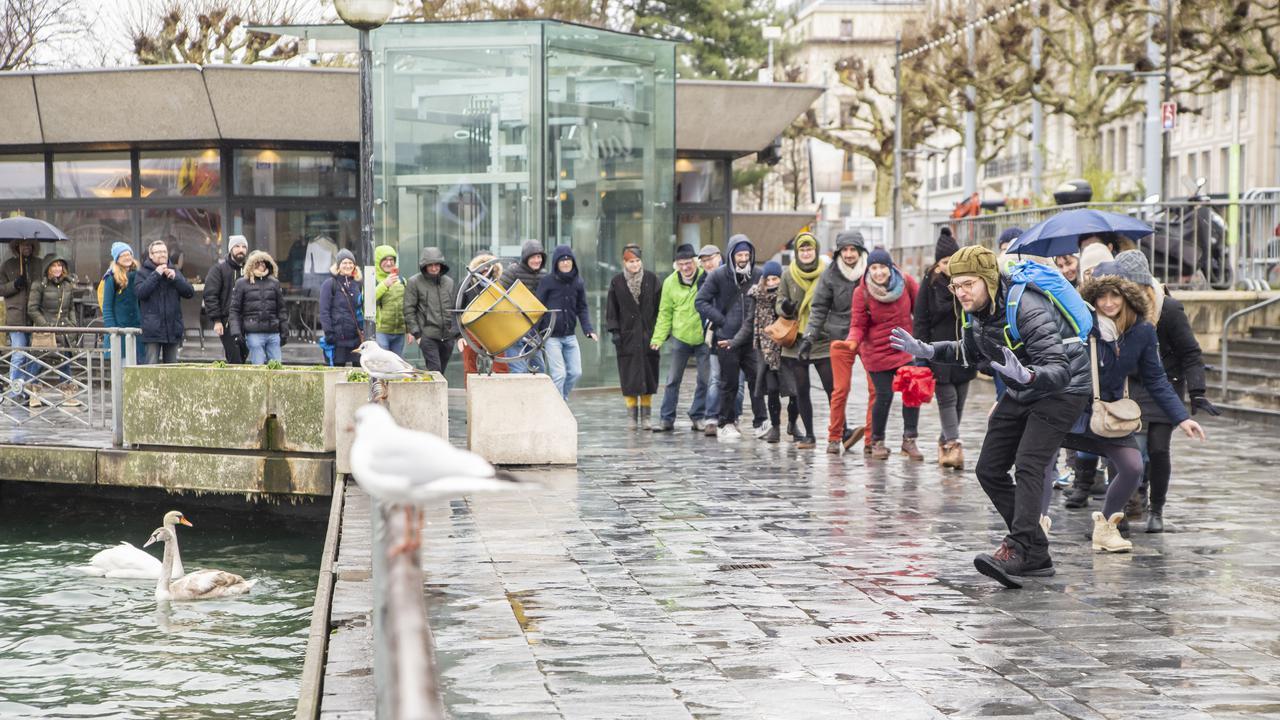 Sans Queue Ni Tête : votre moment insolite à Genève