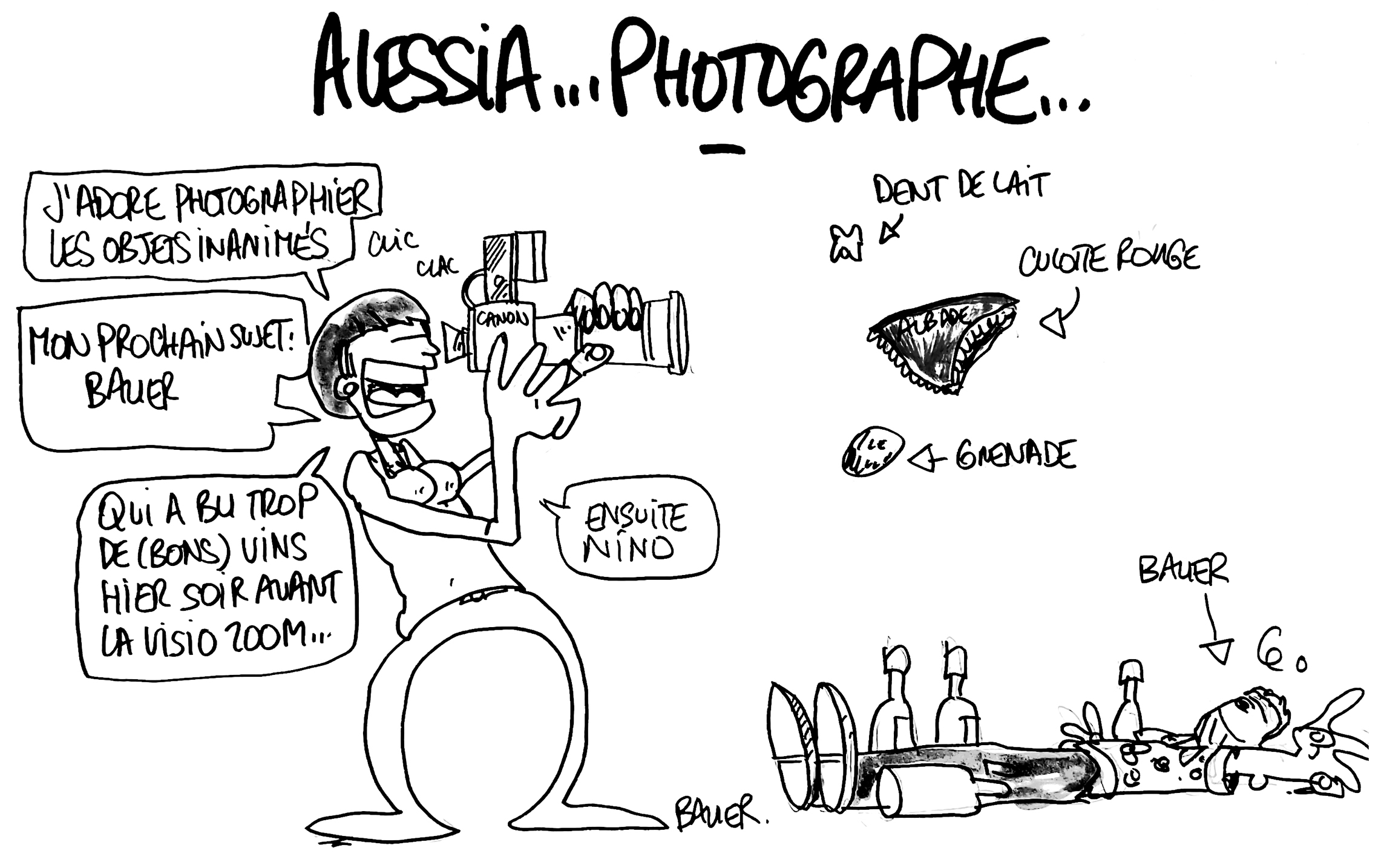 Alessia photographe ©Bauer ©Absolument